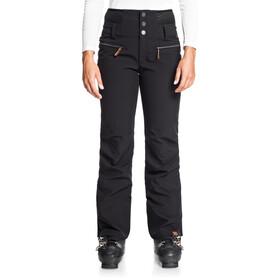 Roxy Rising High Pantaloni da Sci Donna, nero